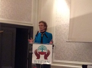 Gender equality an important issue for both women and men Mary Robinson who speaks climate justice to power